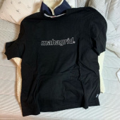 마하그리드(MAHAGRID) OUTLINE LOGO TEE BLUE(MG1JMMT508A) 후기