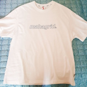 마하그리드(MAHAGRID) OUTLINE LOGO TEE ORANGE(MG1JMMT508A) 후기