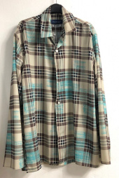 트립르센스(TRIP LE SENS) PAINTED CHECK SHIRTS BEIGE 후기