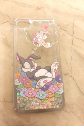 하이칙스(HIGH CHEEKS) Dreaming Thumper Glitter Case 후기