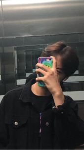 어피스오브케이크(APOC) Cherry Bear Phone Case_Rainbow 후기