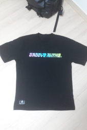 그루브라임(GROOVE RHYME) COLOR LOGO PRINT OVER FIT T-SHIRTS (WHITE) [GTS008H23WH] 후기