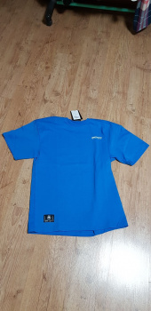 그루브라임(GROOVE RHYME) LOGO BASIC OVER FIT T-SHIRTS (BLUE) [GTS020H23BL] 후기