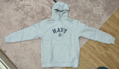 에스피오나지(ESPIONAGE) NAVAL Academy Heavy Weight Hoodie Grey 후기