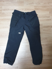 밀레 클래식(MILLET CLASSIC) MILLET X CRITIC WINDSTOPPER PANTS_BLACK 후기
