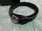 피스워커(PIECE WORKER) Filmy Leather Belt / Black 후기