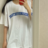 디스이즈네버댓(THISISNEVERTHAT) ARC Logo Tee White 후기
