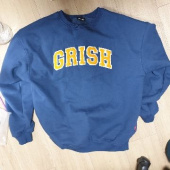 그리쉬(GRISH) SIGNATURE CREWNECK-(GRAY) 후기