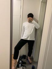 페이탈리즘(FATALISM) #0194 Matt black standard fit 후기