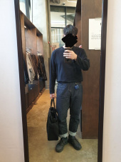 페이탈리즘(FATALISM) #0196 Minimal denim standard fit 후기