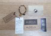 와일드 브릭스(WILD BRICKS) WB GEMSTONE BRACELET (aqua) 후기