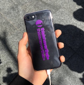 디스이즈네버댓(THISISNEVERTHAT) 1-thisisneverthat iPhone Case 7&8  Purple 후기