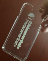 디스이즈네버댓(THISISNEVERTHAT) 1-thisisneverthat iPhone Case 7&8  Mint 후기
