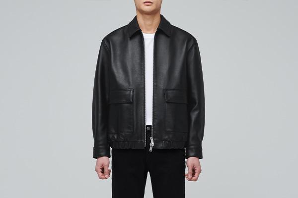램스킨 플라이트 재킷