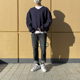 페이탈리즘(FATALISM) #0248 Black crude regular crop fit 후기
