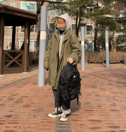 뉴발란스(NEW BALANCE) NBGCBAA111 / 2Pik Plus Backpack Only Musinsa xNB.com 후기