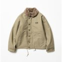 "US Type N-1 Deck Jacket ""Khaki"""