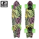 글로브(GLOBE) [GLOBE] 23 BANTAM ST GRAPHIC X RAD CAT X MINI PL CRUISER COMPLETE