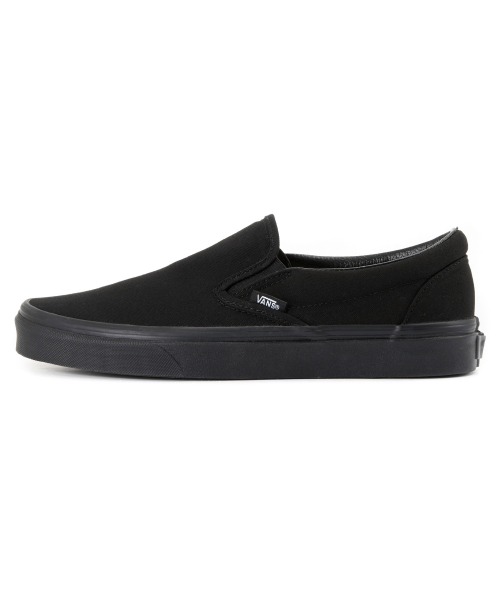 반스(VANS) 클래식 슬립온 / VN-0EYEBKA / CLASSIC SLIP-ON BLACK