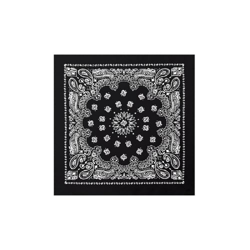 로스코(ROTHCO) [국내배송] 22INCH TRAINMEN BANDANA (BLACK)