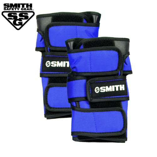 스미스(SMITH) [SMITH] SCABS ELITE WRIST GUARDS (Blue)