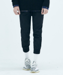 쟈니웨스트(JHONNY WEST) Cotton Jogger Pants (SP.Black)