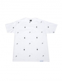 프리미티브(PRIMITIVE) Icon Tee White