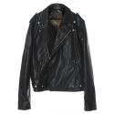언티지() UTO 201 eagle rider jacket_black(남여공용)