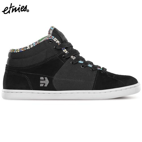 에트니스 걸스(Etnies Girls) [etnies girls] SENIX D MID GIRLS (Black)