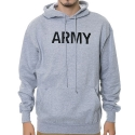 로스코() P/T ARMY HOODED PULLOVER