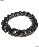 섹스토(SEXTO) [BLACK SERIES] Modern Chain bracelet X4 version