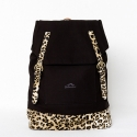 옐로우스톤(YELLOWSTONE) CANVAS BACKPACK Fennec bag - ys1008lp (LEOPARD)