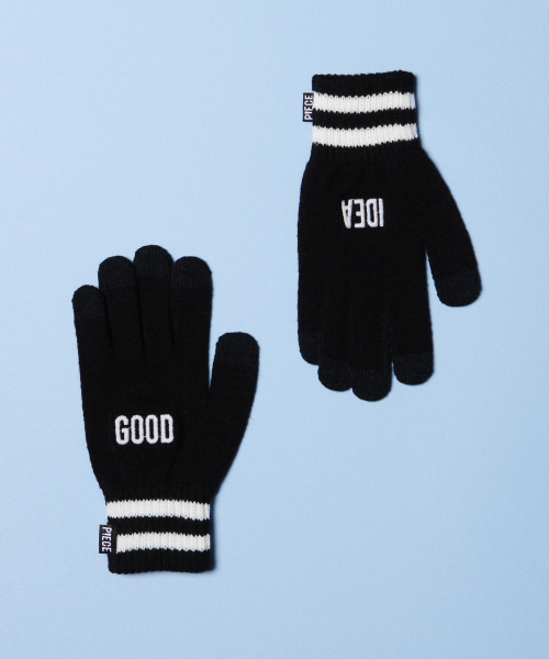 피스메이커(PIECE MAKER) GOOD IDEA SMART GLOVE QS (BLACK)