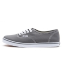 반스() 반스 어센틱 / VN-0GYQ195 / AUTHENTIC  LO PRO PEWTER TRUE WHITE