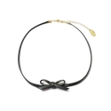 비피비() bpb ribbon choker - black
