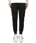 베리베인(VERYVAIN) BT18 CROP JOGGER PANTS (BLACK)