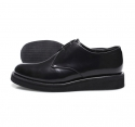 모옌(MOYEN) GEORGES OXFORD (HAND-MADE CRAFTED) - BLACK