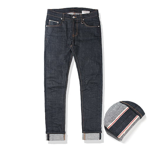 소버먼트(SOVERMENT) span SELVEDGE nonwash denim*japan*