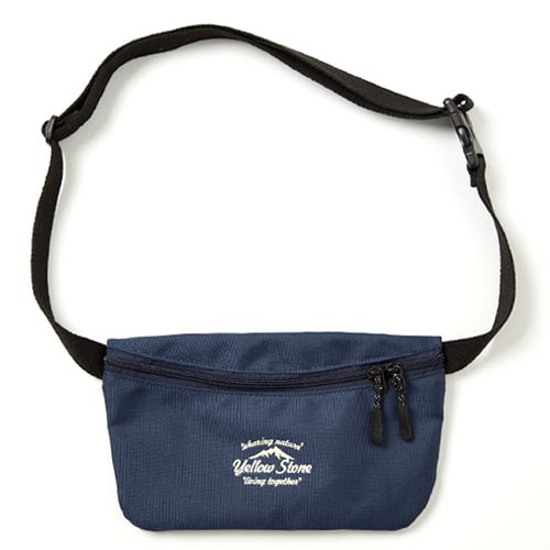 옐로우스톤(YELLOWSTONE) WAIST BAG - YS2026NY 네이비