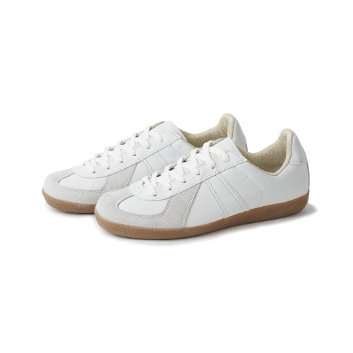 "와이엠씨엘케이와이(YMCL KY) German Type BW Training Shoes ""White"""