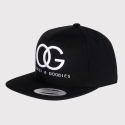 올디스앤구디스(OLDIES&GOODIES) OG BIG LOGO SNAPBACK(BLACK)