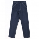 "스탠레이(STANRAY) Single Knee Carpenter Pants 1255 ""Denim"""