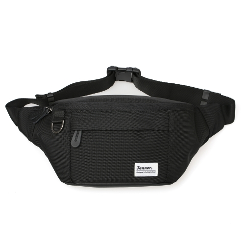 제너(JENNER) RUN WAIST BAG [BLACK]_제너_힙색