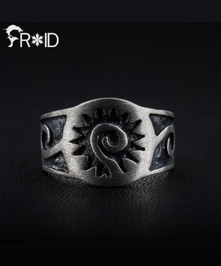 프루와(FROID) Actient-Oturan Ring [925 Sterling Silver]