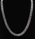 띵커() (무알러지/무변색)Thincker Steel Cubanlink necklace