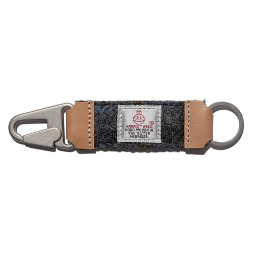 디얼스(THE EARTH) HARRIS TWEED KEY HOLDER - GREY2