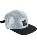 바잘(VARZAR) 3M reflecting camp cap silver/black