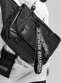 몬스터리퍼블릭(MONSTER REPUBLIC) COMPOUND MESSENGER BAG SERIES /  메신저백