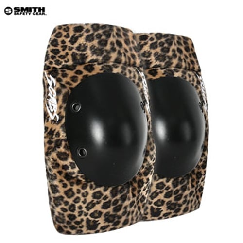 스미스(SMITH) [SMITH] SCABS ELITE LEOPARD ELBOW PADS (Leopard)