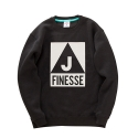 제이티앤씨오(JT&CO) FINESSE CREW (BLACK)
